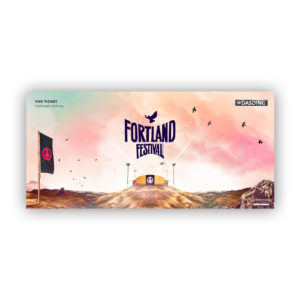Fortland Festival HardTicket (Full Weekend)
