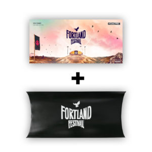 Fortland Festival HardTicket (Full Weekend) inkl. Geschenkbox + Konfetti-Shooter