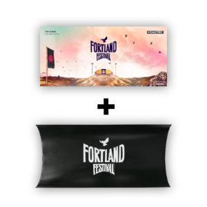Fortland Festival HardTicket (Full Weekend) inkl. Geschenkbox