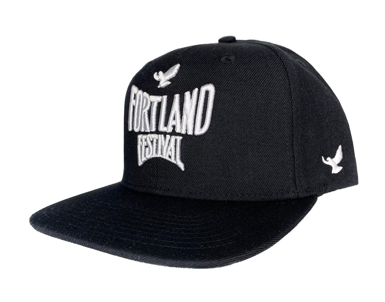 Fortland Festival Snapback – Peace, Love & Unity!